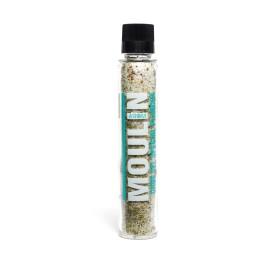 Mlýnek se solí a grilovacími bylinkami