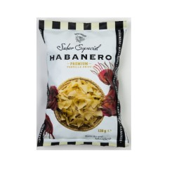 Tortilla chips habanero