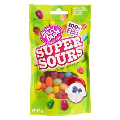 Jelly Bean super kyselé 113g