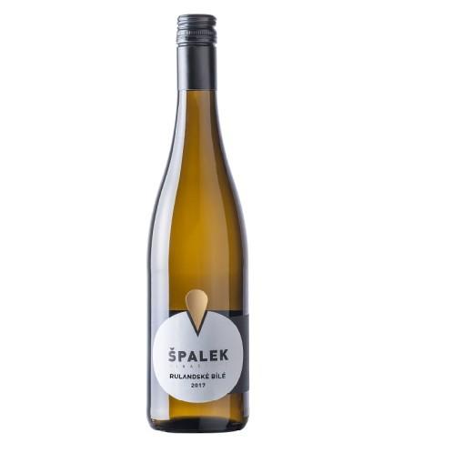 BIO Rulandské bílé Vinařství Špalek 750ml