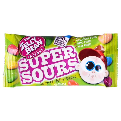Jelly Bean super kyselé 50g