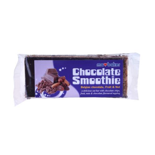 Obří čokoládovo-ovesná tyčinka ovoce a ořechy MABAKER 100g