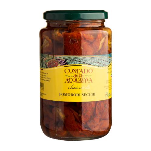 Sušená rajčata Contado 530g