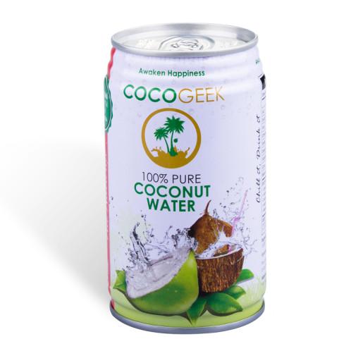 Kokosová voda Cocogeek 330ml