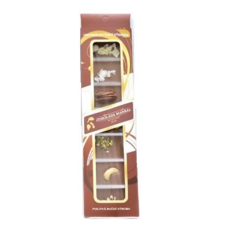 Sedmidenní mléčná čokoláda Maršál 70g