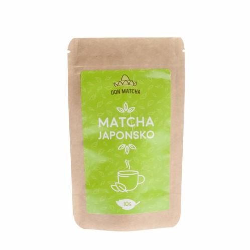 Zelený čaj Don Matcha 10g