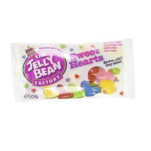 Jelly Bean srdíčka 50g