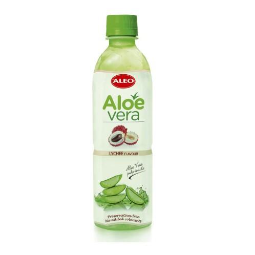 Aloe Vera nápoj s příchutí lychee 500ml