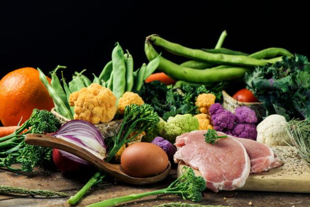 Flexitariánská strava
