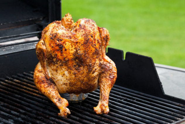 Kuře na pivu